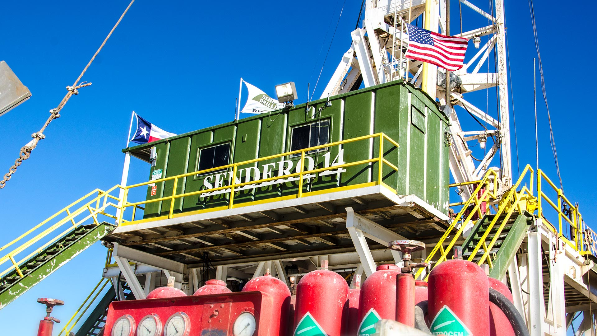Sendero Drilling | Land Drilling Contractor for Oil and Natural Gas