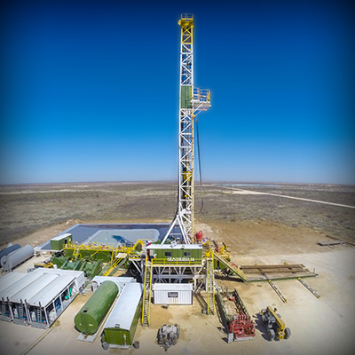 Sendero Drilling Land Drilling Contractor For Oil And